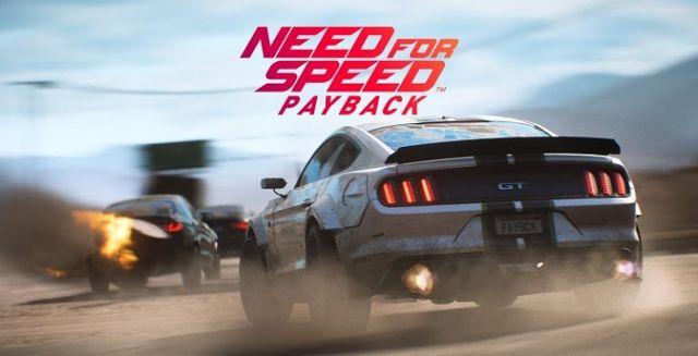 Need for Speed: Payback — объявлены системные требования