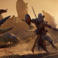 Игроки новой Assassin's Creed сразятся с мумиями и римлянами