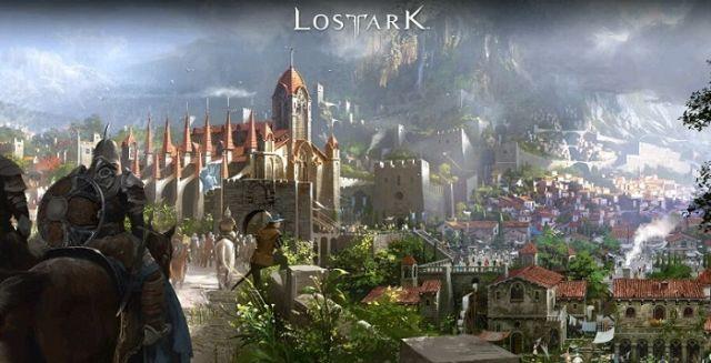 Новый ЗБТ трейлер Lost Ark