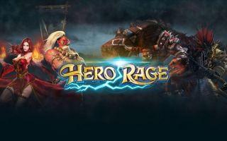 Hero Rage