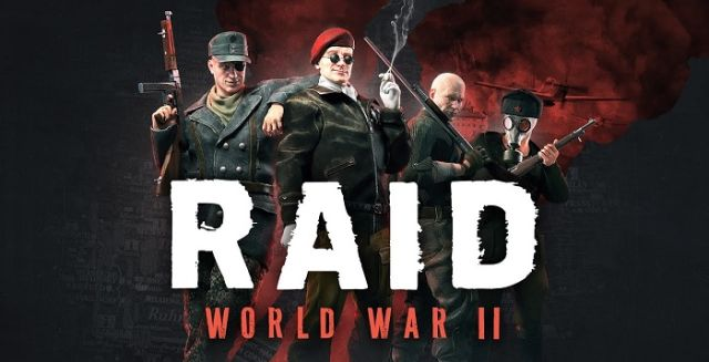 Релиз RAID: World War II