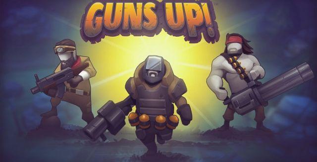 GUNS UP! в раннем доступе Steam