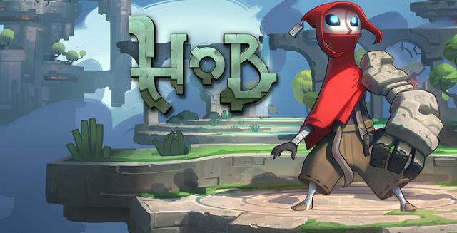Hob — игра без слов