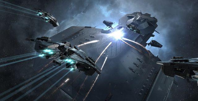 Eve Online теперь на мобильных