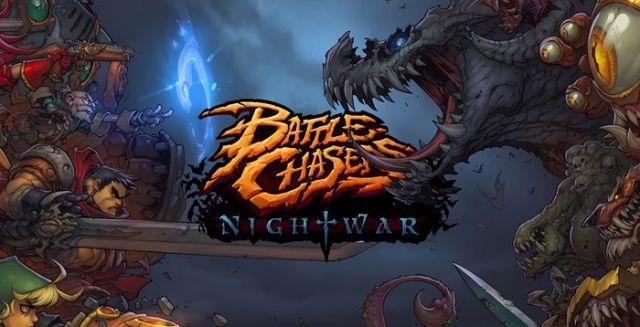 Релиз пошаговой RPG Battle Chasers: Nightwar