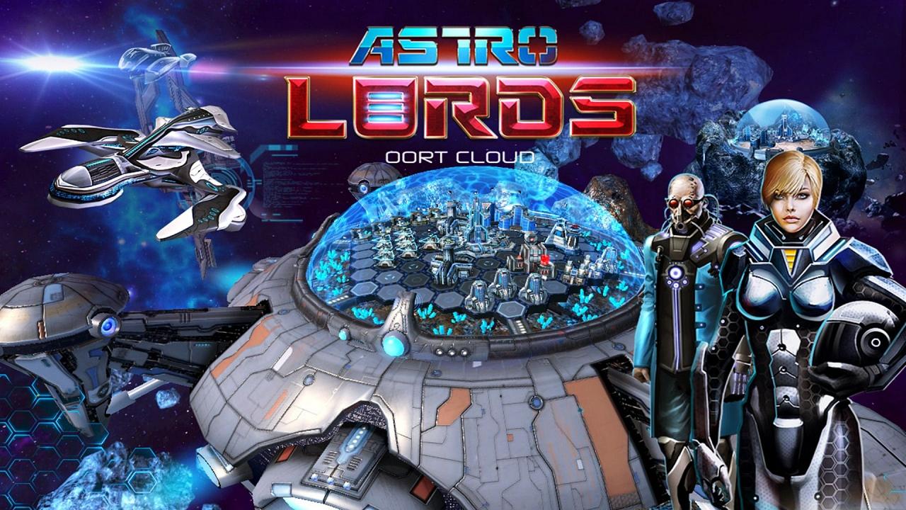 Браузерная космическая стратегия с выводом денег - Astro Lords
