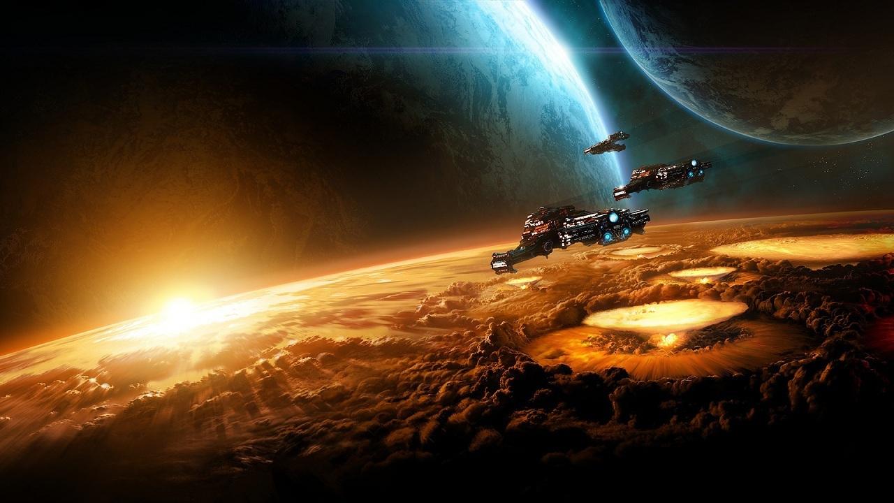 Ogame - браузерная космическая стратегия про захват планет